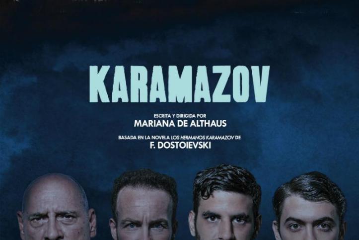 Los hermanos Karamasov, de Mariana de Althaus